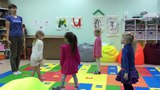 Dancing, dancing all around--A Party FREEZE Game