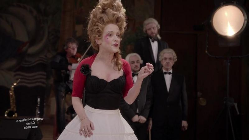 La troupe de la Comédie-Française chante Boris Vian
