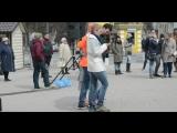 Репетиция весеннего бала  Орджоникидзевский район  22.04