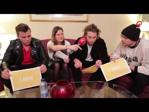 Hoe stout zijn de mannen van 5 Seconds Of Summer