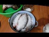 Как Вкусно Засолить Рыбу (Леща) Дома Обзор Сушилка Для Рыбы (Бомбит)