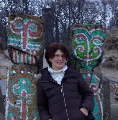 Марина Римашевская