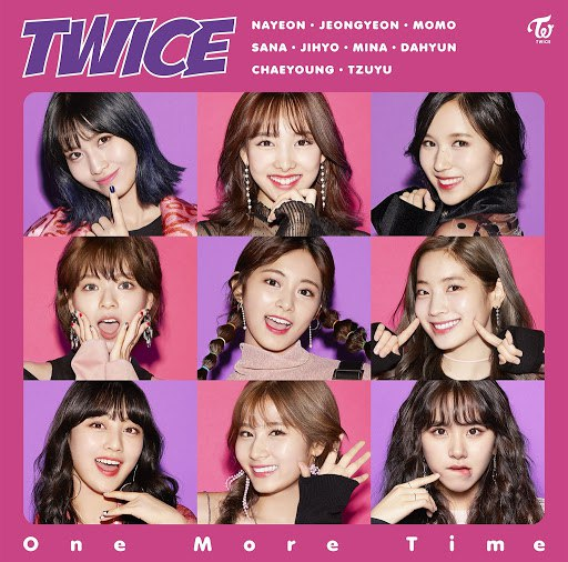 Twice альбом One More Time