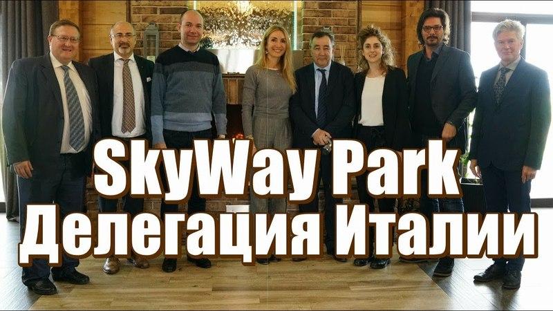 🎥 SkyWay Делегация политических и деловых кругов Сан Марино и Италии » Freewka.com - Смотреть онлайн в хорощем качестве