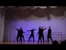 Государственный экзамен по современному танцу 2018