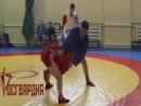 Команда Управления Росгвардии по Белгородской области стала бронзовым призером турнира по самбо.