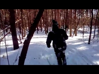 Лыжная покатушка 11 марта 2018 г.