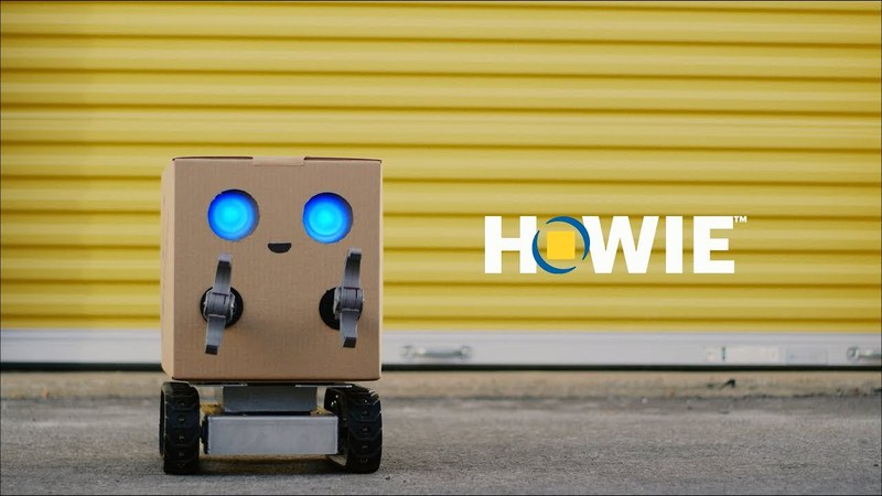 Howie The Smart Storage Smart Bot™