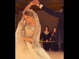 Завораживающей танец жениха и невесты. Обязательно посмотри!