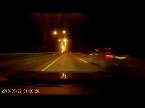 220 км/ч Sonata EF V6 2.7