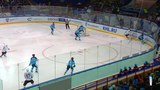 Моменты из матчей КХЛ сезона 1415 Гол. 20. Шумаков Сергей (Сибирь) увеличивает преимущество в счете 18.02