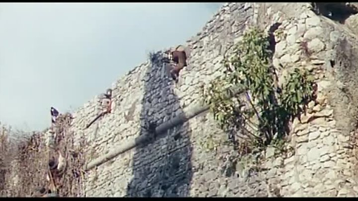 Непобедимый всадник в маске (Робин Гуд в городе смерти) - L'invincibile cavaliere mascherato (Robin Hood in der Stadt des Todes)(704x576p)[1963, Ит...