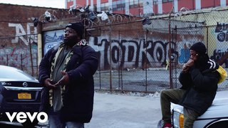 Chuck Strangers - Style Wars (ft. Joey Bada$$)