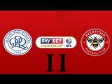 Championship 2017-18 / 19-й тур / Куинз Парк Рейнджерс – Брентфорд / 2 тайм