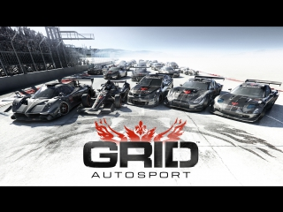 GRID Autosport for mobile — The Full Experience