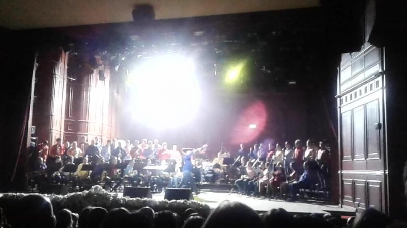 Филармония. Латиноамериканские мелодии