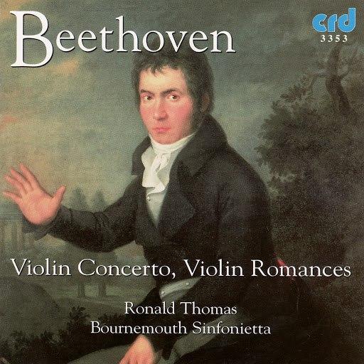 Bournemouth Sinfonietta альбом Beethoven: Violin Concerto Etc