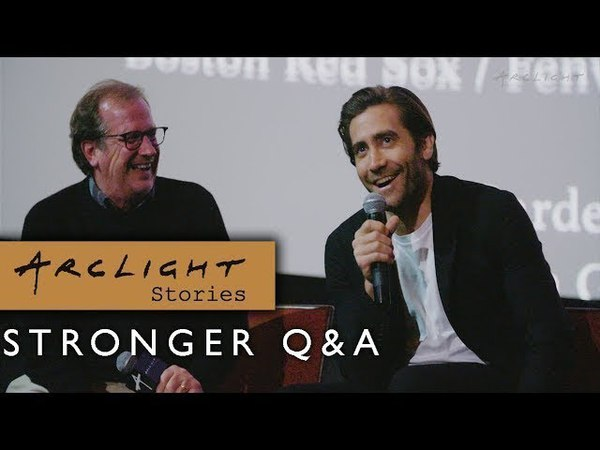 Stronger QA with Jake Gyllenhaal, John Pollono, and Todd Lieberman - ArcLight Stories