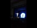 Концерт Кристель Лури вГусе