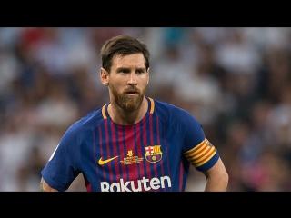 Lionel Messi vs Real Sociedad   2018   crazy free kick.