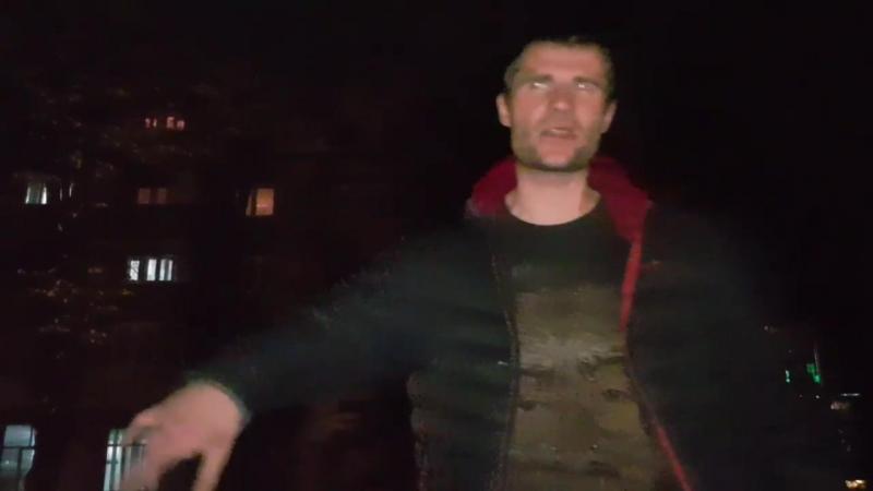 Рэп фристайл от Лёхиного друга