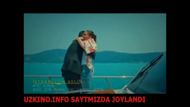 Istanbullik kelin (yangi turk serial uzbek tilida)