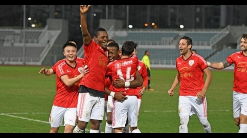 Benfica de Macau 澳門賓菲加 (MAC) 3-2 Hang Yuen (TPE)