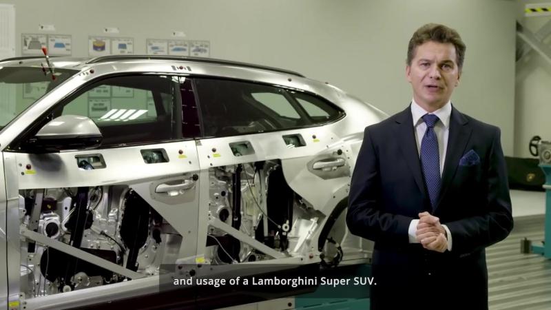 Urus Delivering Lamborghini Quality