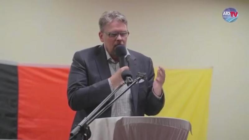 Wir geben unser Land nicht auf - Guido Reil -AfD-