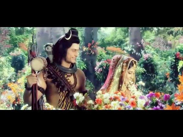 Shiv Parvathi vm on In lamhon ke daaman mein😍