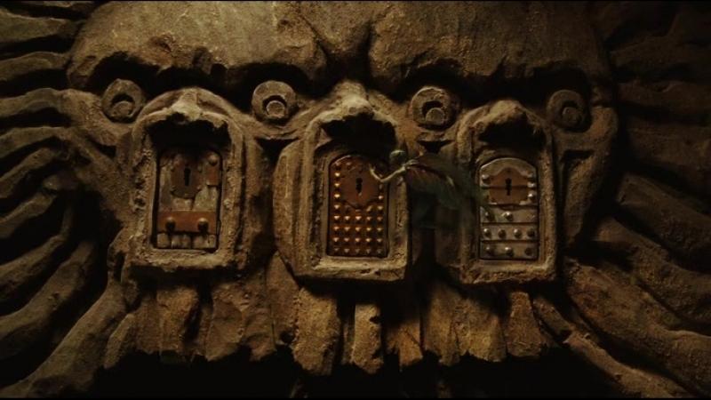 Лабиринт Фавна. El Laberinto del Fauno. 2006. Guillermo del Toro
