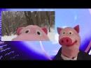 ПРОМО Пикассо от Романа, чьи жёлуди и как там полярная станция? Свиновости 01-01 | OZ channel.