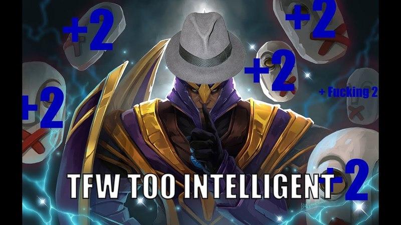 Tfw too intelligent