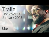 Trailer: The Voice Returns in January! (The Voice UK 2018)
