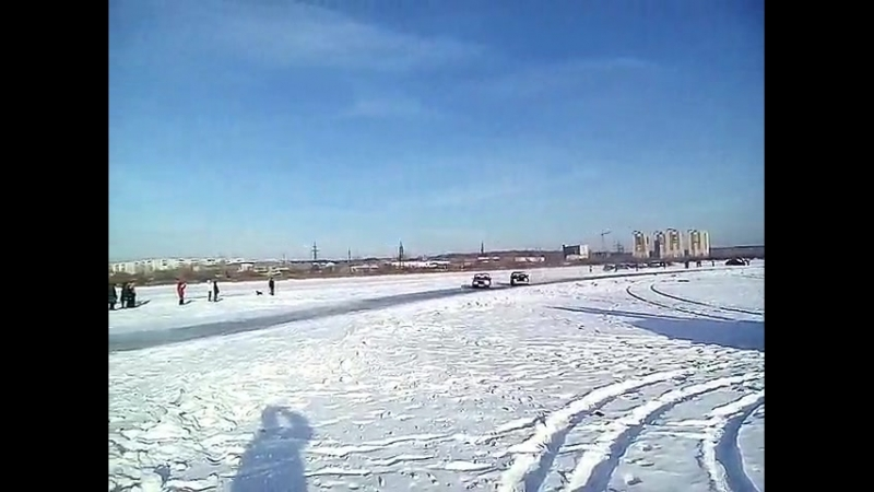 V Этап RDS ICE Matsuri 17.02.2018 (Надюшка Фай лесенькалисонька) оз. Алебашево