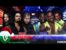 The Shield vs. New Day - Survivor Series 2017