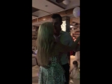 То чувство, когда муж захотел потанцевать, а жена забыла как это делается и хочет целоваться, а не танцевать🤣