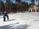 17 марта 2018 март База Снежинка на Аршане Улан-Удэ