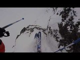 Remy Metailler - Powder skiing on Whistler Blackcomb - one of the top ski resort in the world