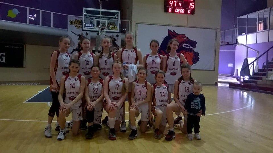 «Нефтяник-2005» занял второе место на турнире в Челябинске!