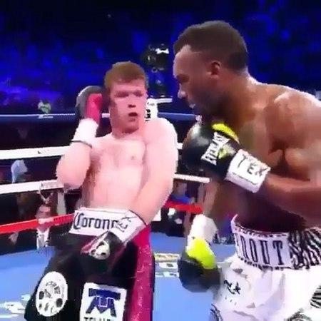 "MMA | UFC | VIDEO on Instagram: ""Рефлексы Канело👍"""