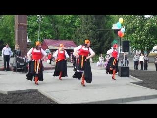 Свадебный танец румынских цыган .