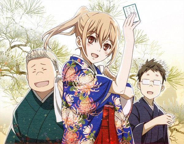 Яркая Чихая 2 / Chihayafuru 2