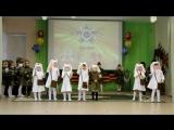 сводный оркестр младших и средних групп