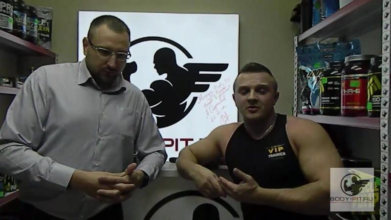 Первые шаги в тренажерном зале - совет от Николая Ефремочкина