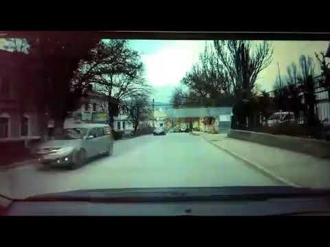 Феодосия ДТП на Победе x Куйбышева