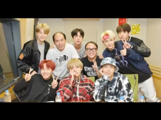180108 BTS on Trendy Angel's PePePe Radio (1)
