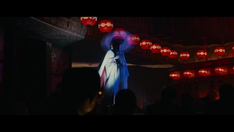 Dance Zhang Ziyi in «Memoirs of a Geisha», 2005