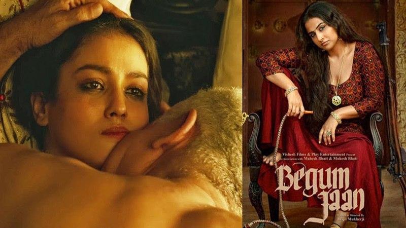 Begum Jaan Bollywood Latest Full Movie | 2017 Hindi Movie Vidya Balan, Ila Arun,