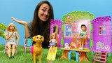 Sevcan Barbie ve Chelsea'yi yeni ac